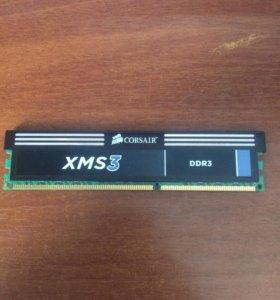 Оперативная память xms3 ddr3 8gb