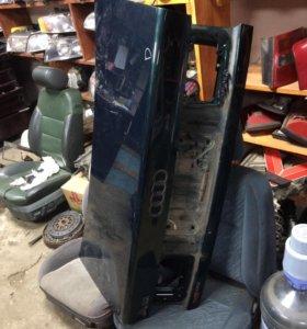Крышка багажника на Ауди А6 С4