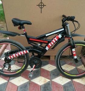 MTB велосипед японской фирмы Oyama (без бартера)