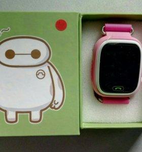 Умные часы Smart Baby Watch Q90 (G72) для детей