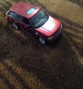 Машинка - Land Rover
