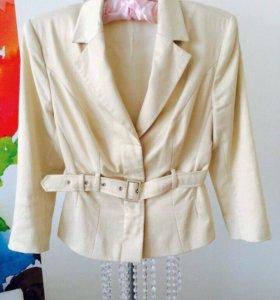 Костюм. Пиджак+юбка