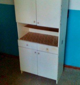 Шкаф 80х40х176 см.