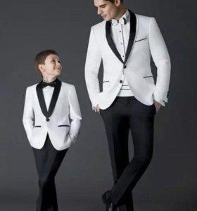 Костюм мужской и детский