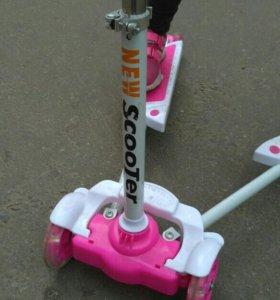 """Самокат ножницы""""New Skooter"""