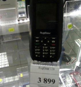 Сотовый телефон Rug Gear 128
