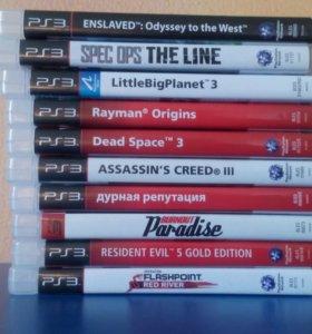 Игры на PS 3
