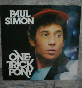Paul Simon - One Trick Pony виниловая пластинка