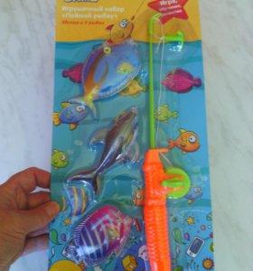 Игра рыбалка новая в герметичной упаковки