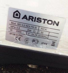 Электронагреватель воды  АРИСТОН 50 л