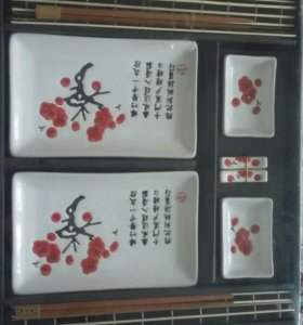 Набор для суши и роллов на 2 персоны