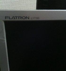 Монитор Flatron L1719s Торг, Обмен.
