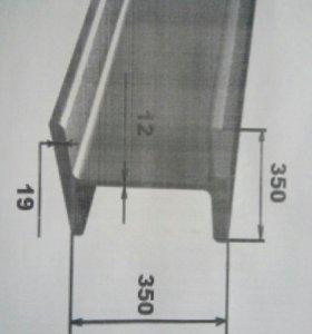 Двутавровая горячекатаная балка 35К2