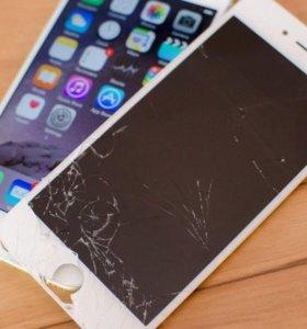 Дисплеи для iPhone. С заменой