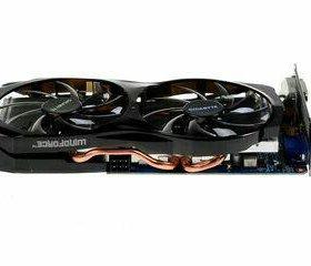 Видеокарта Geforce Gtx 650ti 2gb