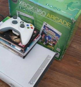 Игровая приставка XBOX360 ARCADE