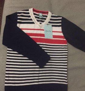 Пуловер детский новый