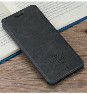 Чехол-книжка для Meizu m5 хороший подарок
