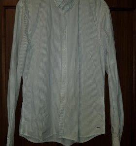 Силуэтная рубашка