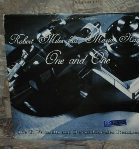 Robert Miles - One And One виниловая пластинка