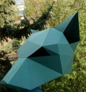 Полигональные маски и фигуры