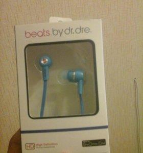 Новые наушники beats by dr dre