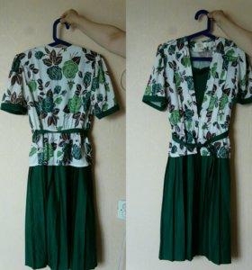 Платье талия на резинке рр44-50