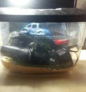 Пренодлежности для аквариума