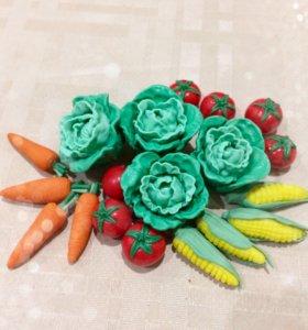 Детский набор овощей