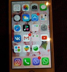 Продам IPhone 5s на 32gb