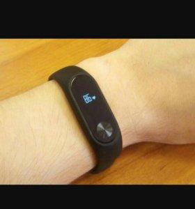 Xiaomi mi band 2 фитнес часы
