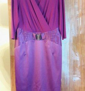 Платье женское 48 размер, вечернее