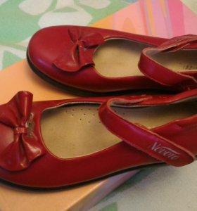Туфли для девочки 35р