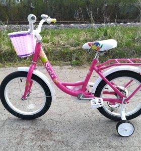 Новый детский велосипед STELS Flyte 16