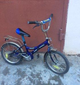 Детский велосипед maxx pro galaxy