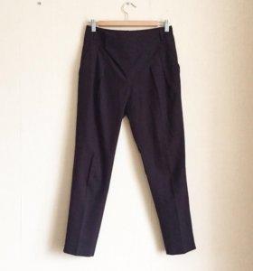 Классические зауженные брюки zara 42-44