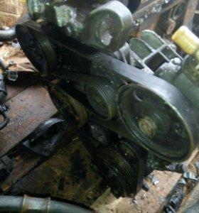 двигатель форд фокус 1 2005 года 1.6 97лс. дюратек