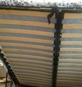 Кровать Лазурит 140х200