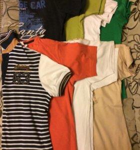 Одежда на мальчика рост 152-158 (футболки)