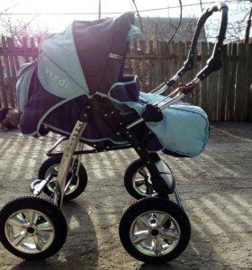 Детская коляска—трансформер «Зима—лето»