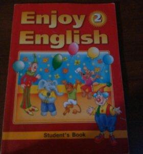 Учебник английский.