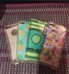 Чехлы новые для iPhone 5/5s