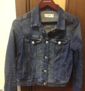 Джинсовая куртка Mango(новая)