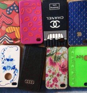 ОТДАМ Чехлы для iPhone 4/4s. СРОЧНО !!