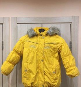 Курточка зимняя 134 Kerry