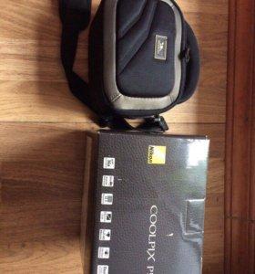 Фотоаппарат Nikon P500 Coolpix