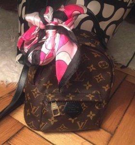 Мини рюкзачок Louis Vuitton