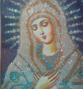 Икона Присвятой Богородицы