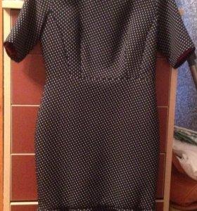Платье коктельное р.44