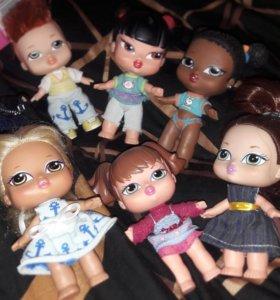 Куклы бэби Братц